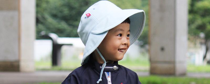 NHK「あさイチ」で紹介された3WAYUVカット帽子